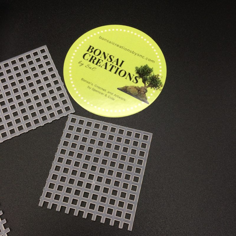 bonsai mesh screen